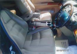 大型車内クリーニング事例:シート