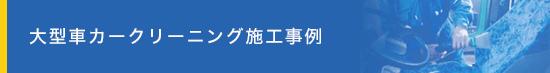カークリーニング竹花の施工事例
